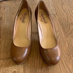 3/$45 — Unlisted Brown Pumps